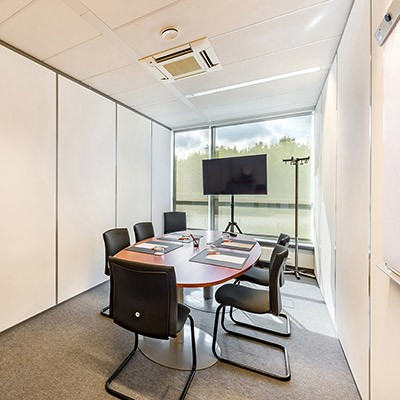 Location de postes de travail « Flex office »